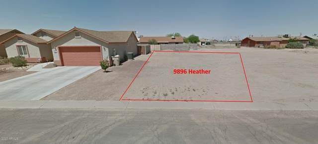 9896 W Heather Drive, Arizona City, AZ 85123 (MLS #6066983) :: The W Group