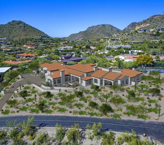 7320 N Brookview Way, Paradise Valley, AZ 85253 (MLS #6067100) :: Kepple Real Estate Group