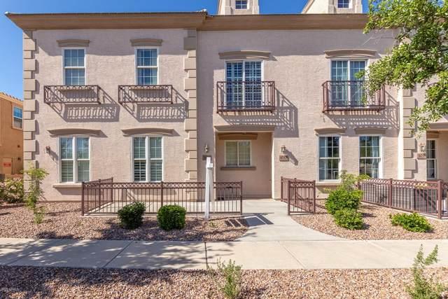 4717 E Red Oak Lane #102, Gilbert, AZ 85297 (MLS #6067290) :: Arizona Home Group