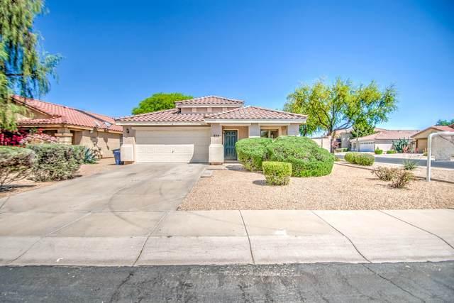 659 S Hazel Court, Gilbert, AZ 85296 (MLS #6067371) :: Devor Real Estate Associates