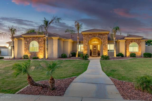 7126 E Grandview Street, Mesa, AZ 85207 (MLS #6067415) :: Arizona Home Group