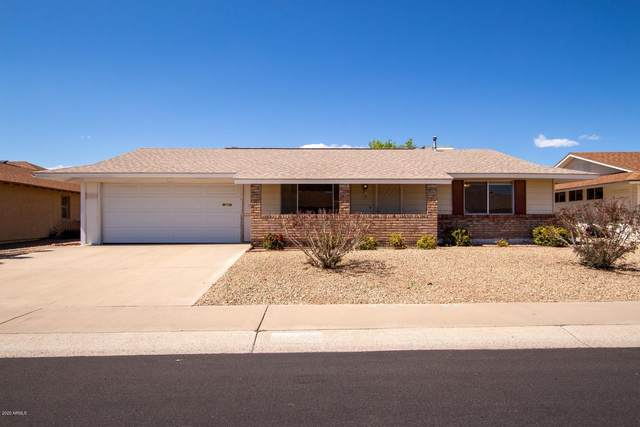 10412 W Floriade Drive, Sun City, AZ 85351 (MLS #6067445) :: Lux Home Group at  Keller Williams Realty Phoenix