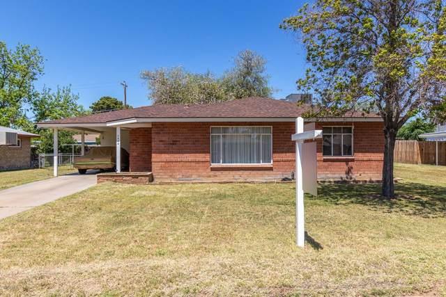3834 E Clarendon Avenue, Phoenix, AZ 85018 (MLS #6067494) :: REMAX Professionals