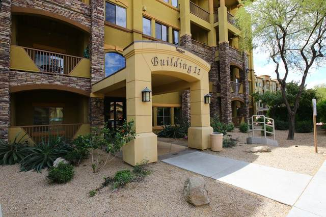 5450 E Deer Valley Drive #3225, Phoenix, AZ 85054 (MLS #6067530) :: Conway Real Estate