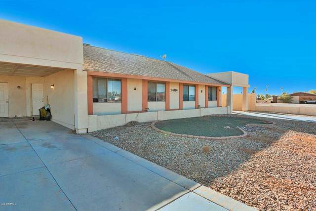 14006 S Berwick Road, Arizona City, AZ 85123 (MLS #6067557) :: Midland Real Estate Alliance