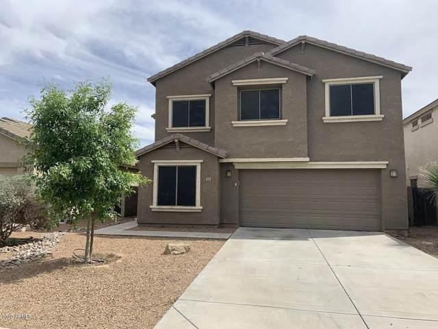 413 E Bradstock Way, San Tan Valley, AZ 85140 (MLS #6067697) :: My Home Group