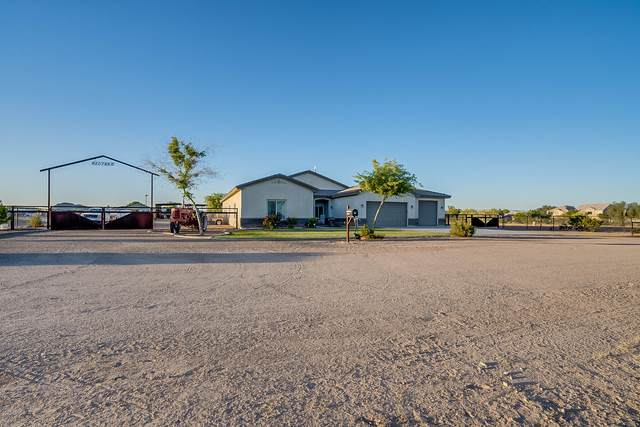 384 W Adobe Dam Road, San Tan Valley, AZ 85143 (MLS #6067699) :: neXGen Real Estate