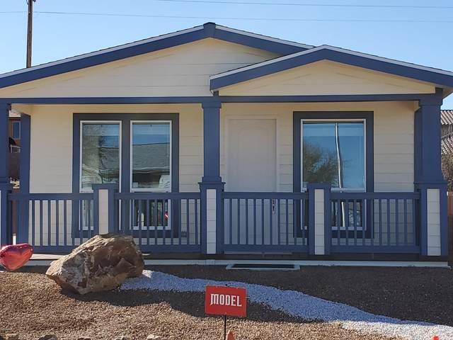 1030 S Barrel Cactus Ridge #151, Benson, AZ 85602 (MLS #6067784) :: Yost Realty Group at RE/MAX Casa Grande