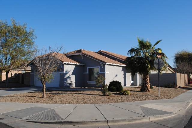 14963 N 172ND Drive, Surprise, AZ 85388 (MLS #6067791) :: The Everest Team at eXp Realty