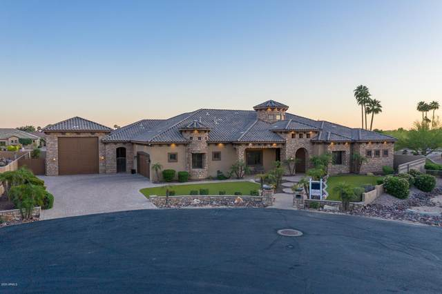 18031 W Solano Drive, Litchfield Park, AZ 85340 (MLS #6067999) :: The W Group