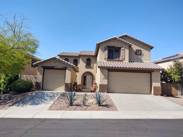2550 W Kit Carson Trail, Phoenix, AZ 85086 (MLS #6068023) :: Revelation Real Estate
