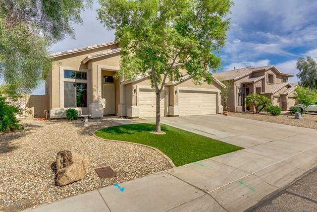 2109 S 107th Drive, Avondale, AZ 85323 (MLS #6068062) :: The Bill and Cindy Flowers Team