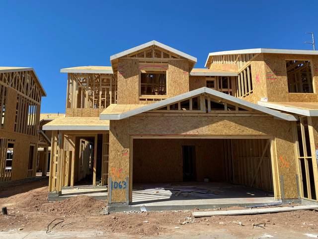 1255 N Arizona Avenue #1063, Chandler, AZ 85225 (MLS #6068063) :: Conway Real Estate