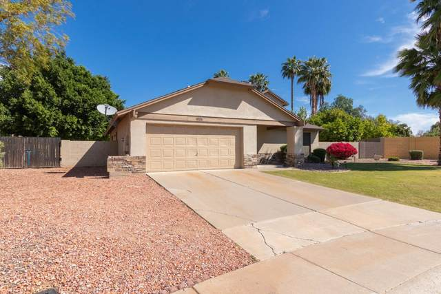 16224 N 65TH Place, Scottsdale, AZ 85254 (MLS #6068164) :: Keller Williams Realty Phoenix