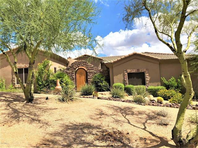 14136 E Bramble Berry Lane, Scottsdale, AZ 85262 (MLS #6068209) :: The Helping Hands Team