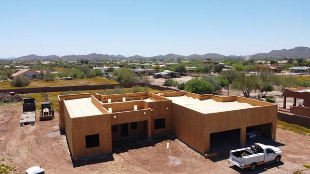 1105 E Desert Hills Estate Drive, Phoenix, AZ 85086 (MLS #6068232) :: The Daniel Montez Real Estate Group