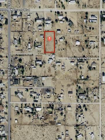 2127 N 199TH Avenue, Buckeye, AZ 85396 (MLS #6068251) :: Riddle Realty Group - Keller Williams Arizona Realty