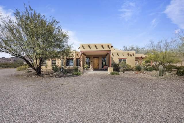 12538 W Paseo Del Sol, Casa Grande, AZ 85194 (MLS #6068403) :: Yost Realty Group at RE/MAX Casa Grande