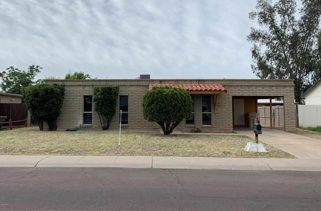 6737 W Colter Street, Glendale, AZ 85303 (#6068430) :: Luxury Group - Realty Executives Arizona Properties