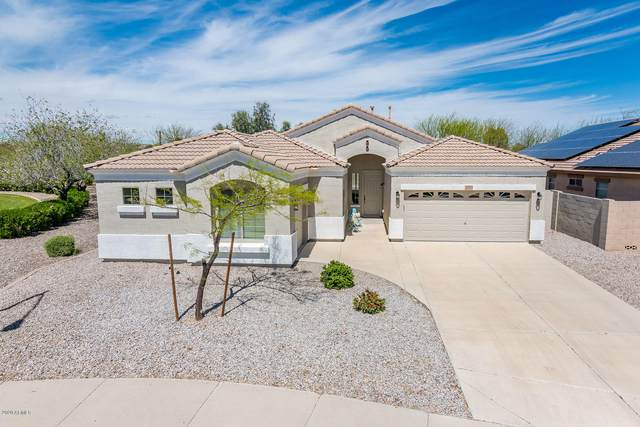 18060 W Caribbean Lane, Surprise, AZ 85388 (MLS #6068566) :: The Everest Team at eXp Realty