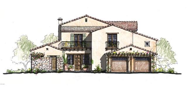 18975 N Silverleaf Drive, Scottsdale, AZ 85255 (MLS #6068610) :: The Results Group
