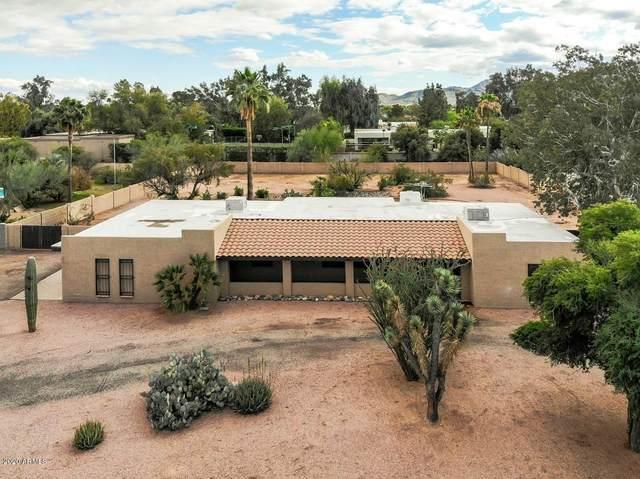 6427 E Mountain View Road, Paradise Valley, AZ 85253 (MLS #6068660) :: Conway Real Estate