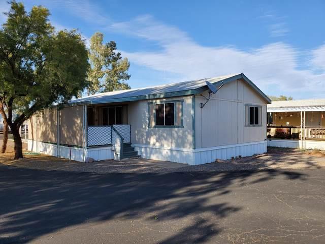 550 Palm Drive #47, Wickenburg, AZ 85390 (MLS #6068669) :: Conway Real Estate