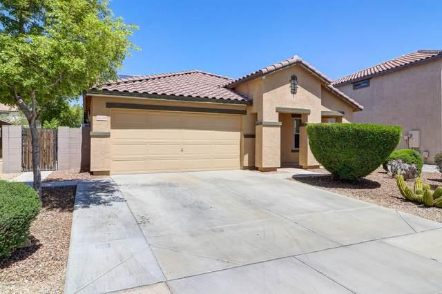 25780 W Nancy Lane, Buckeye, AZ 85326 (MLS #6068676) :: Yost Realty Group at RE/MAX Casa Grande
