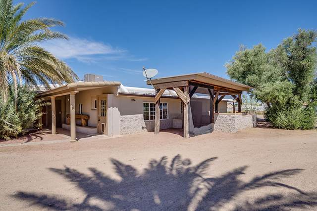 493 N Nafziger Road, Coolidge, AZ 85128 (MLS #6068699) :: The Results Group