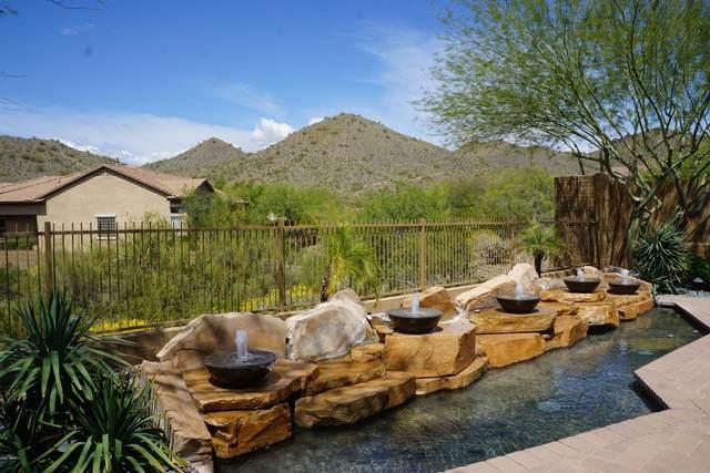 1736 W Eagle Talon Trail, Phoenix, AZ 85085 (MLS #6068719) :: Maison DeBlanc Real Estate