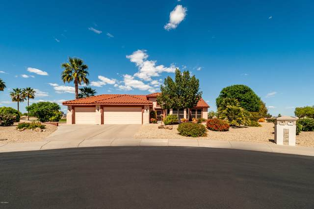 20419 N Fountain Crest Court, Surprise, AZ 85387 (#6068781) :: Long Realty Company