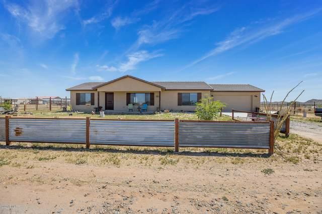 14508 S Tuthill Road, Buckeye, AZ 85326 (MLS #6068912) :: Brett Tanner Home Selling Team