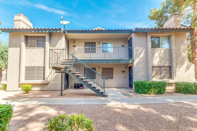 533 W Guadalupe Road #1121, Mesa, AZ 85210 (MLS #6069006) :: Brett Tanner Home Selling Team