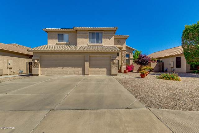 9226 W Lone Cactus Drive, Peoria, AZ 85382 (MLS #6069137) :: The W Group