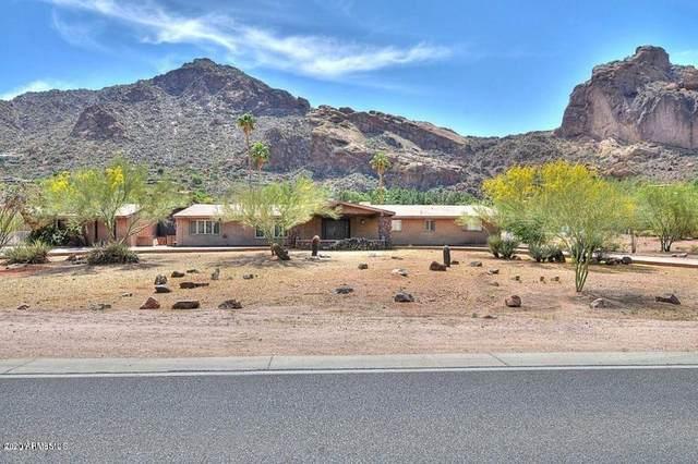 5405 E Mcdonald Drive, Paradise Valley, AZ 85253 (MLS #6069178) :: The Property Partners at eXp Realty