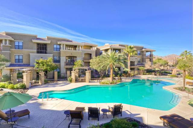 7601 E Indian Bend Road #1005, Scottsdale, AZ 85250 (MLS #6069186) :: Lifestyle Partners Team