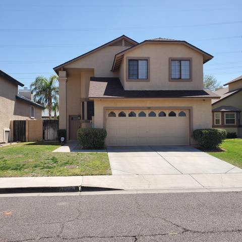 1501 E Rosemonte Drive, Phoenix, AZ 85024 (MLS #6069342) :: Devor Real Estate Associates