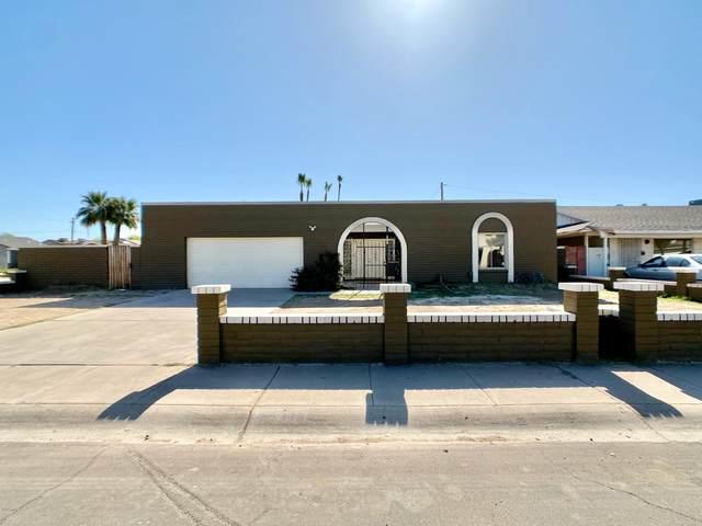 5213 N 39TH Drive, Phoenix, AZ 85019 (MLS #6069354) :: The Laughton Team