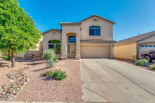 1309 W Hereford Drive, San Tan Valley, AZ 85143 (MLS #6069396) :: Riddle Realty Group - Keller Williams Arizona Realty