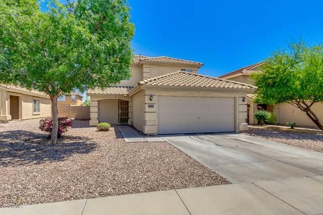 1117 S 225TH Avenue, Buckeye, AZ 85326 (MLS #6069439) :: My Home Group