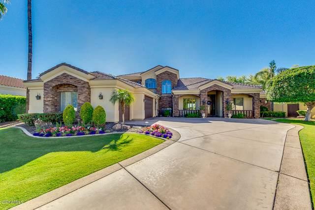 1232 W Sunrise Place, Chandler, AZ 85248 (MLS #6069456) :: The Daniel Montez Real Estate Group