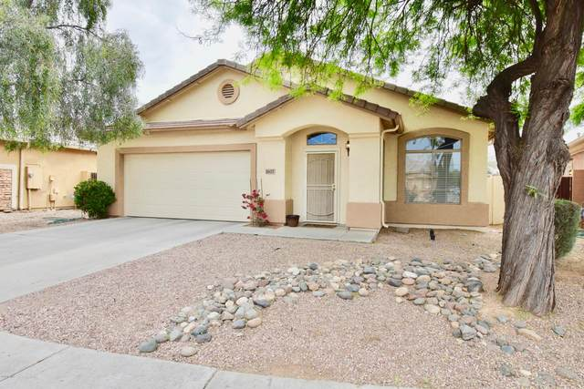 1607 S 83RD Drive, Tolleson, AZ 85353 (MLS #6069604) :: Conway Real Estate