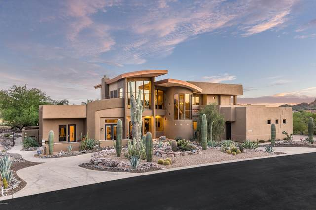 10755 E Walking Stick Way, Gold Canyon, AZ 85118 (MLS #6069634) :: Lifestyle Partners Team