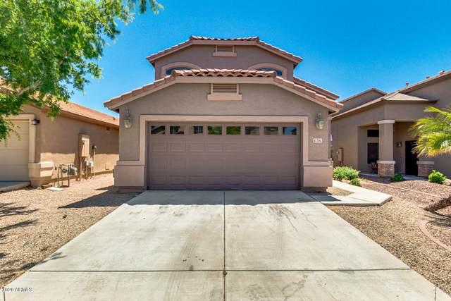 41795 W Hillman Drive, Maricopa, AZ 85138 (MLS #6069833) :: The W Group