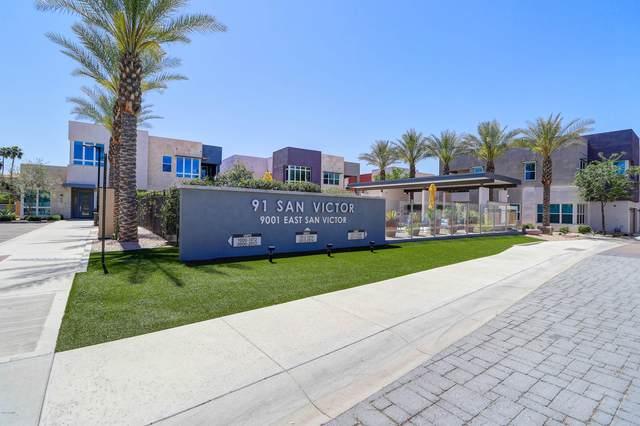 9001 E San Victor Drive #2013, Scottsdale, AZ 85258 (MLS #6069878) :: Long Realty West Valley