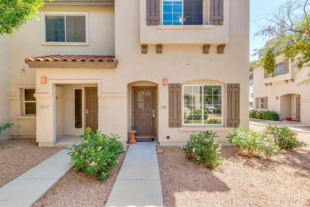 1961 N Hartford Street #1110, Chandler, AZ 85225 (MLS #6069880) :: Lux Home Group at  Keller Williams Realty Phoenix