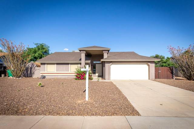 1357 N 72ND Street, Mesa, AZ 85207 (MLS #6069904) :: The Bill and Cindy Flowers Team