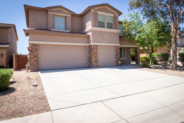 855 E Cierra Circle, San Tan Valley, AZ 85143 (MLS #6069953) :: Riddle Realty Group - Keller Williams Arizona Realty