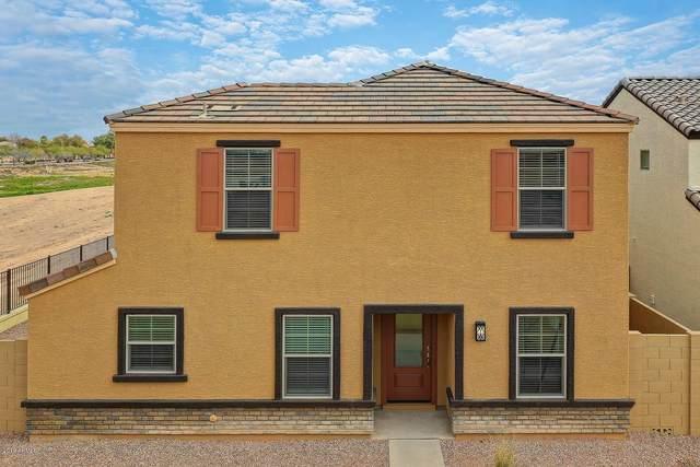 3911 S 79TH Lane, Phoenix, AZ 85043 (MLS #6070078) :: Lifestyle Partners Team
