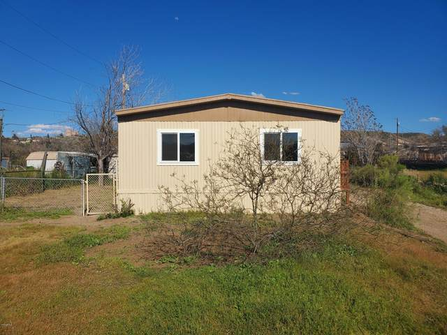 5971 S Russell Road, Globe, AZ 85501 (MLS #6070106) :: BIG Helper Realty Group at EXP Realty